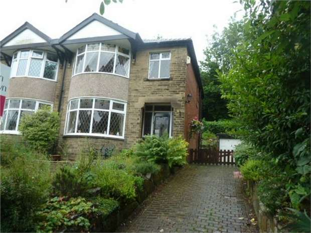 3 Bedrooms Semi Detached House for sale in Healey Lane, Batley, West Yorkshire