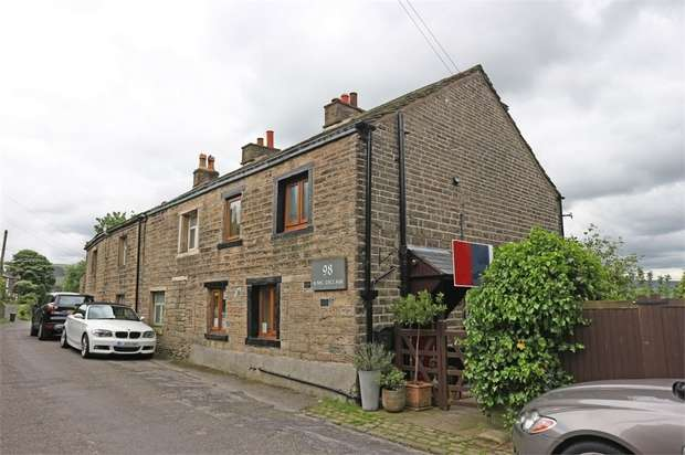 3 Bedrooms Cottage House for sale in Old Road, Tintwistle, Glossop, Derbyshire