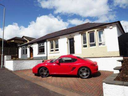2 Bedrooms Bungalow for sale in Whirlie Drive, Crosslee
