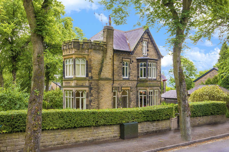 3 Bedrooms Ground Flat for sale in 1 Rundle Road, Kenwood, S7 1NW