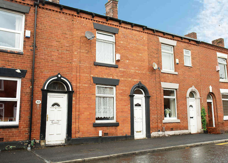 2 Bedrooms Terraced House for sale in Turf Lane, Chadderton
