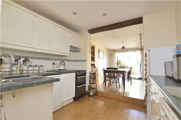 2 Bedrooms Detached House for sale in Brook Road, REDHILL, Surrey, RH1 6DL