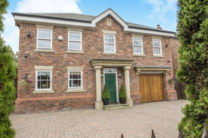 House for sale in Chester Road, Stockton Heath, Warrington, Cheshire