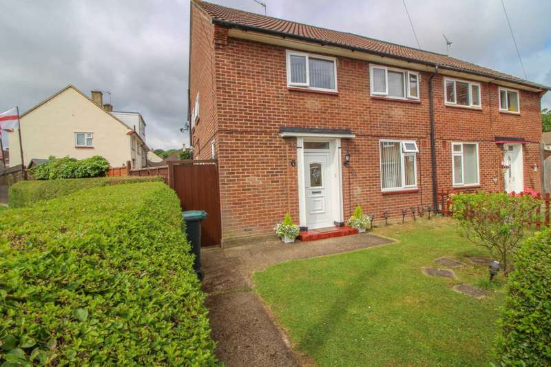 3 Bedrooms Semi Detached House for sale in Darwin Gardens, South Oxhey