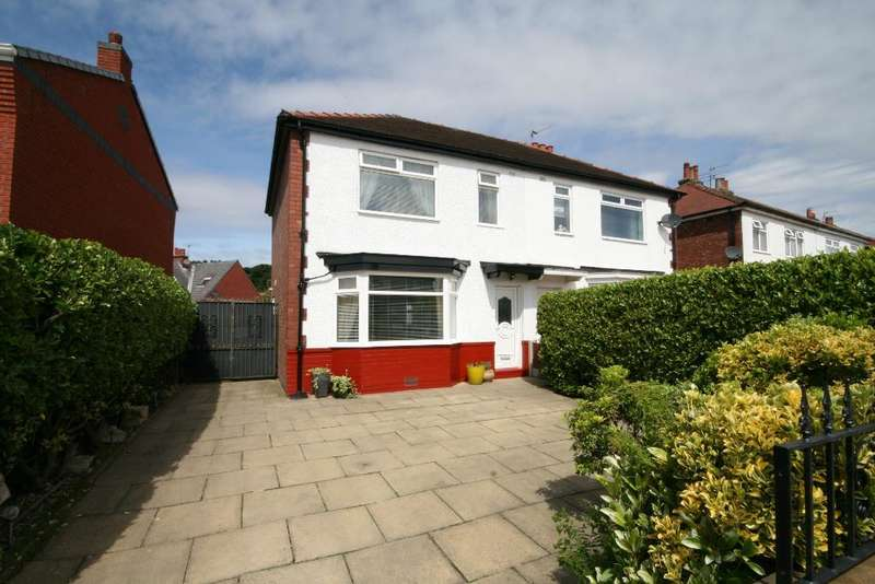 3 Bedrooms Semi Detached House for sale in Lexton Drive, Churchtown, Southport, PR9 8QN