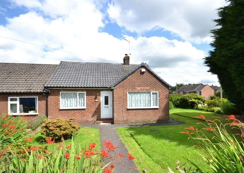 2 Bedrooms Semi Detached Bungalow for sale in Park Brook Road, Macclesfield