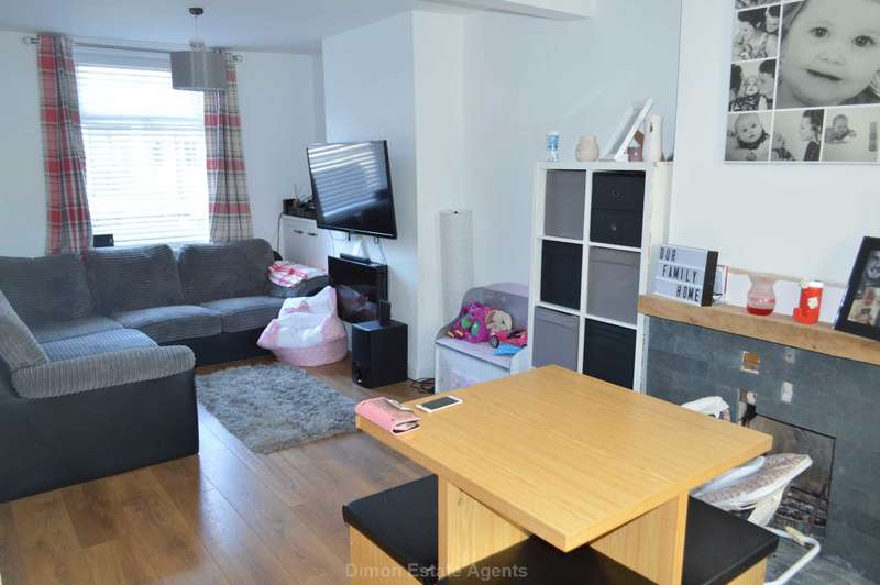 2 Bedrooms End Of Terrace House for sale in Forton Road, Gosport