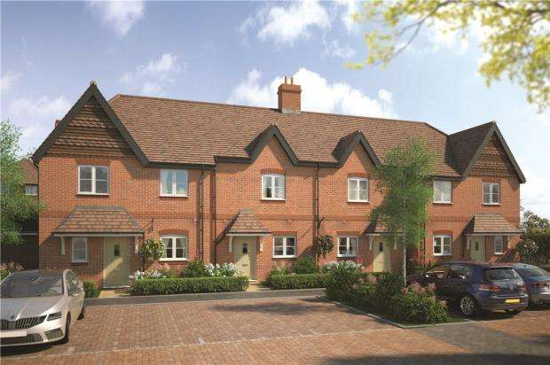 2 Bedrooms Terraced House for sale in Eldridge Park, Bell Foundry Lane, Wokingham