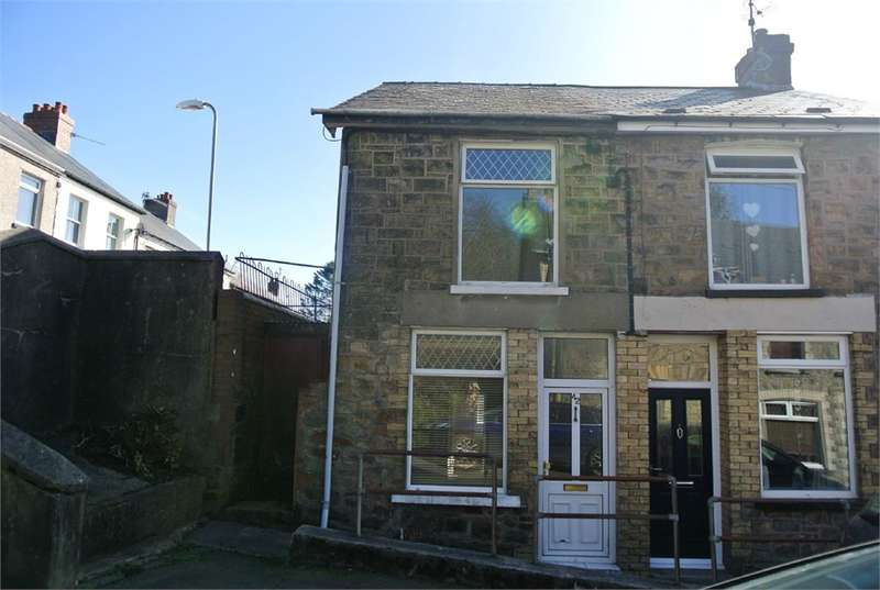 3 Bedrooms End Of Terrace House for sale in Park Street, Blaenavon, PONTYPOOL, NP4