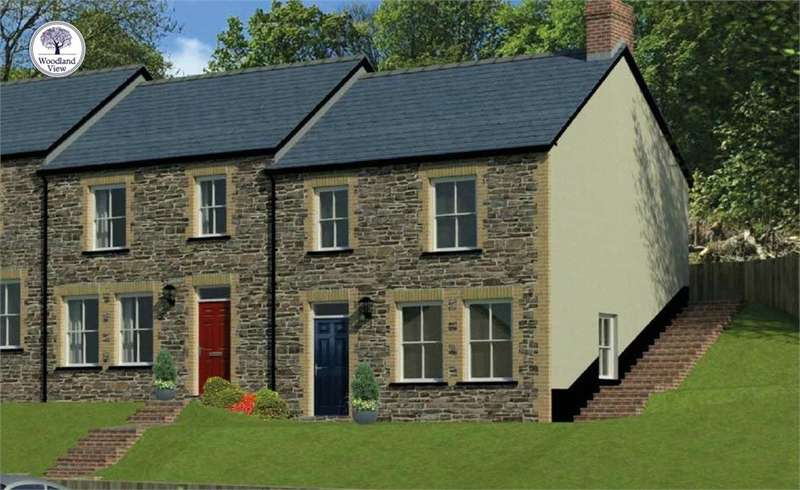 2 Bedrooms End Of Terrace House for sale in Woodland View, Blaenavon, PONTYPOOL, NP4