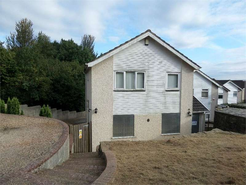 4 Bedrooms Detached House for sale in The Links, Trevethin, PONTYPOOL, NP4