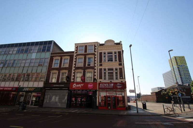 6 Bedrooms Flat for rent in Station Street, Portsmouth, PO1