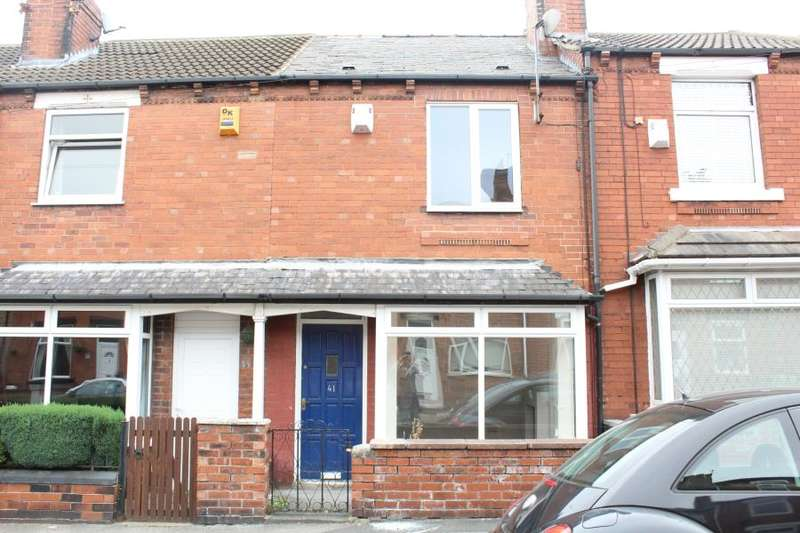 2 Bedrooms House for sale in Briggs Avenue, Castleford, WF10