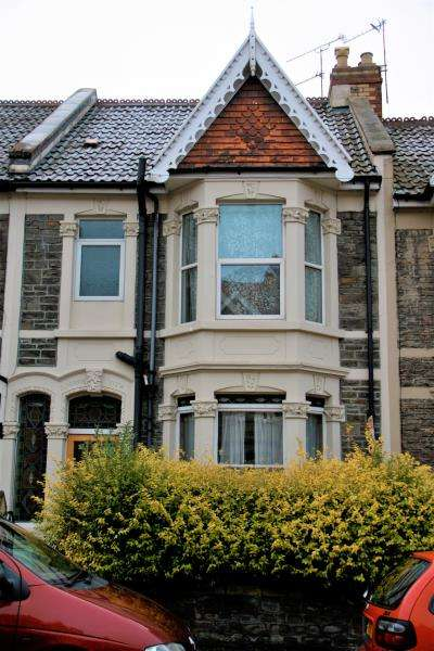 4 Bedrooms Terraced House for rent in Brentry Road, Fishponds, Bristol, BS16 2AA