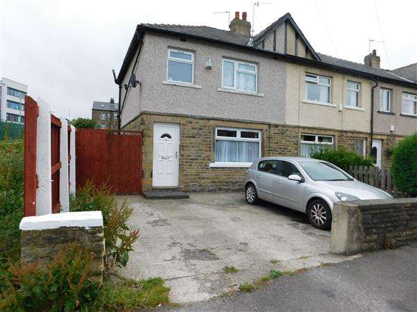 3 Bedrooms End Of Terrace House for sale in Hayciffe Terrace, Bradford