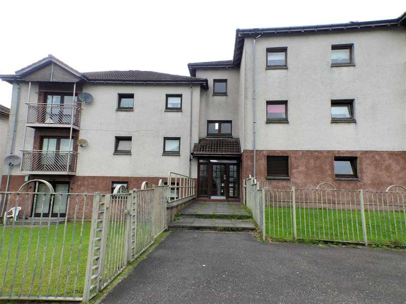3 Bedrooms Apartment Flat for sale in Calder Glen Court, Mull, AIRDRIE