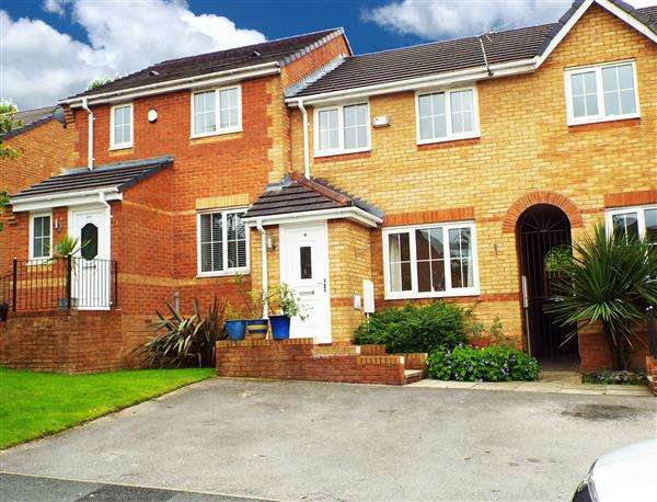 2 Bedrooms Terraced House for sale in Shadowbrook Close, Oldham