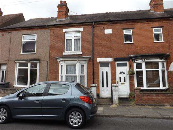 2 Bedrooms Terraced House for sale in Charles Street, Nuneaton