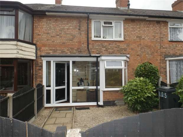 3 Bedrooms Terraced House for sale in Court Farm Road, Birmingham, West Midlands
