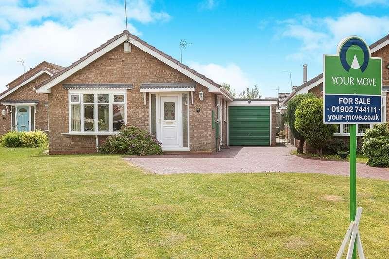 2 Bedrooms Detached Bungalow for sale in Tasman Grove, Perton, Wolverhampton, WV6