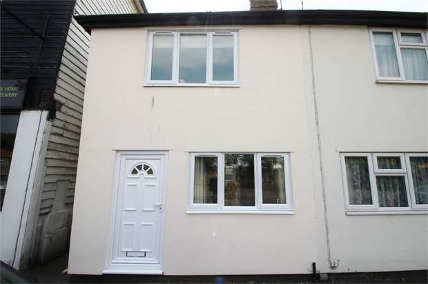 3 Bedrooms End Of Terrace House for sale in The Street, Heybridge, Maldon, Essex