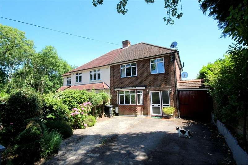 3 Bedrooms Semi Detached House for sale in Brokengate Lane, Denham