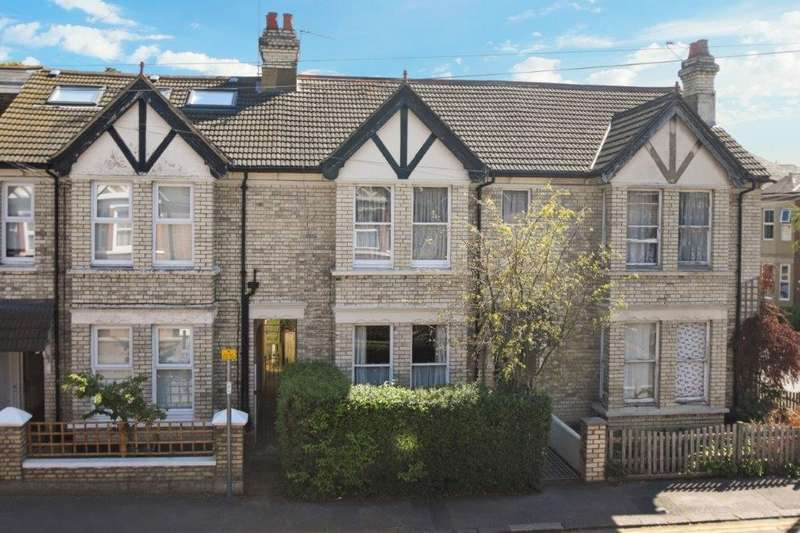 3 Bedrooms Terraced House for sale in Dolphin Road, Slough, SL1