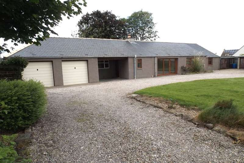 3 Bedrooms Detached Bungalow for sale in South Road, Garmouth, Fochabers, IV32