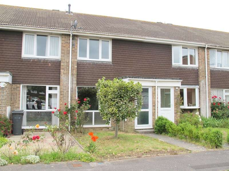 2 Bedrooms Terraced House for sale in Headley Close, Lee-On-The-Solent