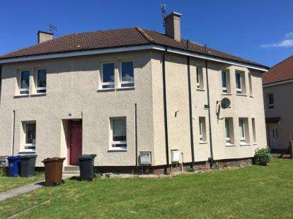 2 Bedrooms Flat for sale in Motehill Road, Paisley