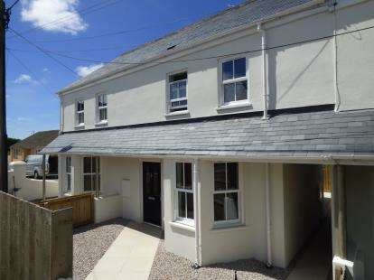 2 Bedrooms Terraced House for sale in Parka Road, St. Columb Road, St. Columb