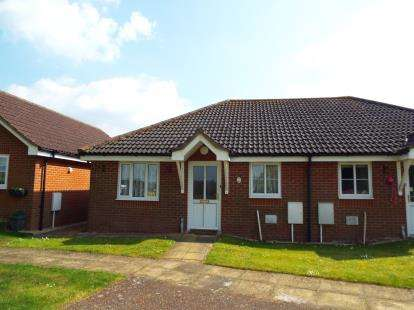 2 Bedrooms Bungalow for sale in Mattishall, Dereham, Norfolk