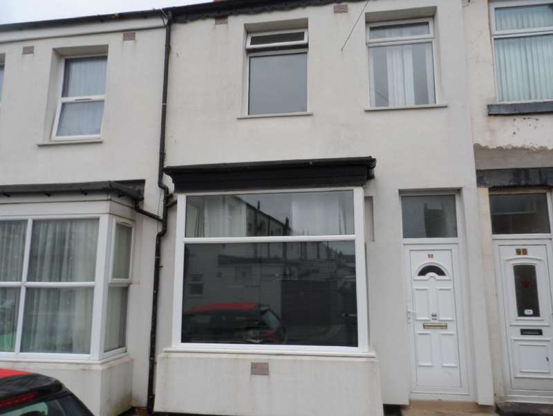 3 Bedrooms Property for sale in 88, Blackpool, FY1 4AH