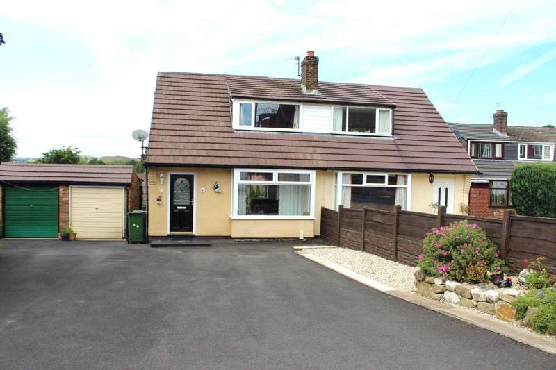 2 Bedrooms Bungalow for sale in Fairway Avenue, Harwood