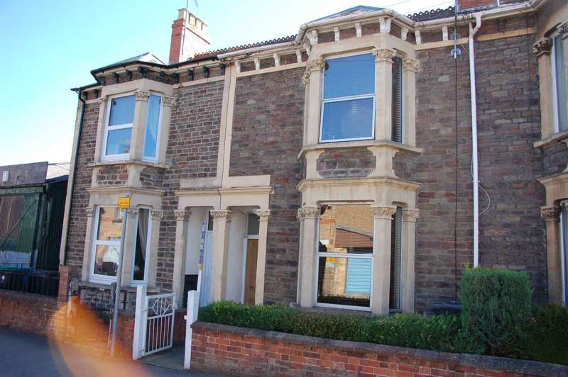 3 Bedrooms Terraced House for sale in Beaufort Road, Taunton