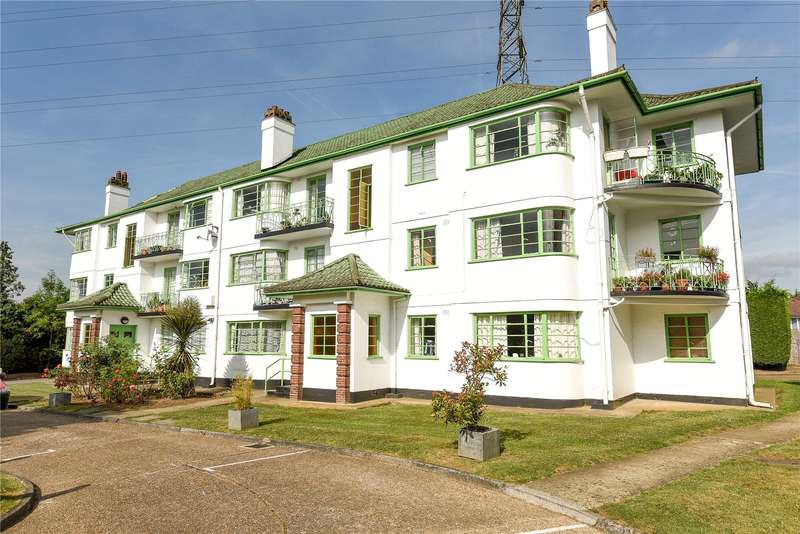 2 Bedrooms Apartment Flat for sale in Capel Gardens, Pinner, Middlesex, HA5