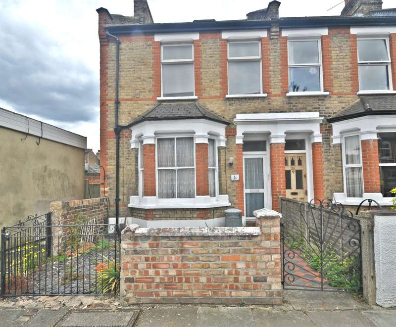 4 Bedrooms End Of Terrace House for sale in Salisbury Road, Ealing, W13 9TU