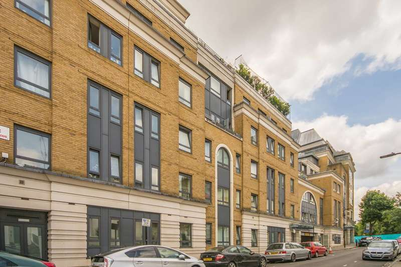 2 Bedrooms Flat for sale in Greville Road, Raynes Park, NW6