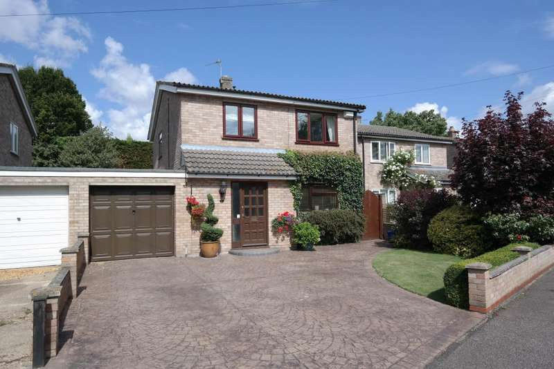 4 Bedrooms Detached House for sale in Docwras Close, Shepreth, Shepreth, SG8