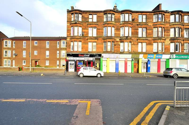 1 Bedroom Flat for sale in Tollcross Road, Glasgow, Lanarkshire, G31