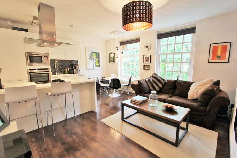 2 Bedrooms Flat for sale in Erasmus, London, London, SW1P
