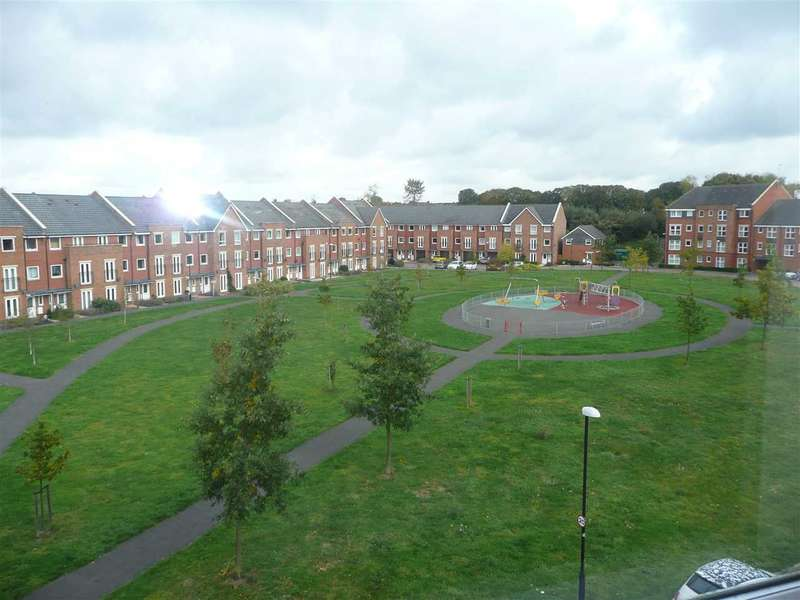 1 Bedroom Apartment Flat for sale in Tustan House, 98 Celsus Grove, Swindon
