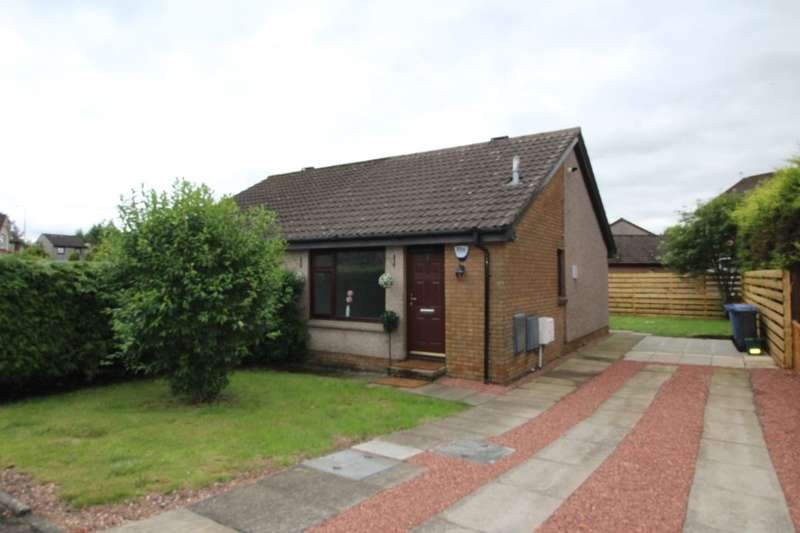 1 Bedroom Semi Detached Bungalow for sale in Gavin Place, Livingston, EH54