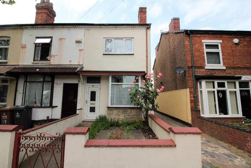 3 Bedrooms Terraced House for sale in Blakenall Lane, Leamore, Bloxwich