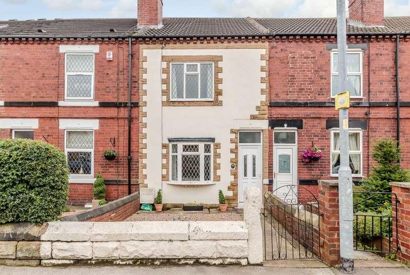 2 Bedrooms Terraced House for sale in Bell Lane, Ackworth, Pontefract, WF7 7JJ