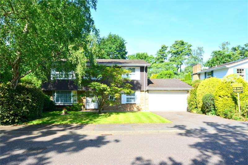 4 Bedrooms Detached House for sale in St Huberts Close, Gerrards Cross, Buckinghamshire