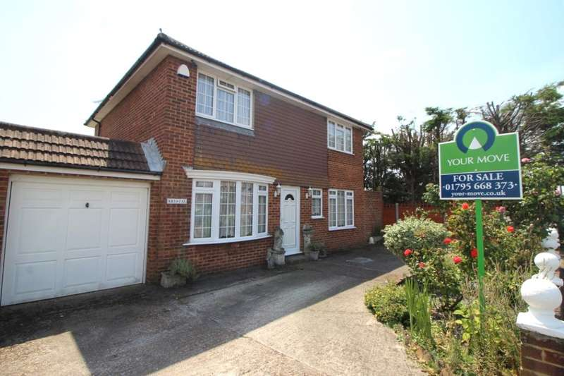 3 Bedrooms Detached House for sale in Beach Approach, Warden, Sheerness, ME12