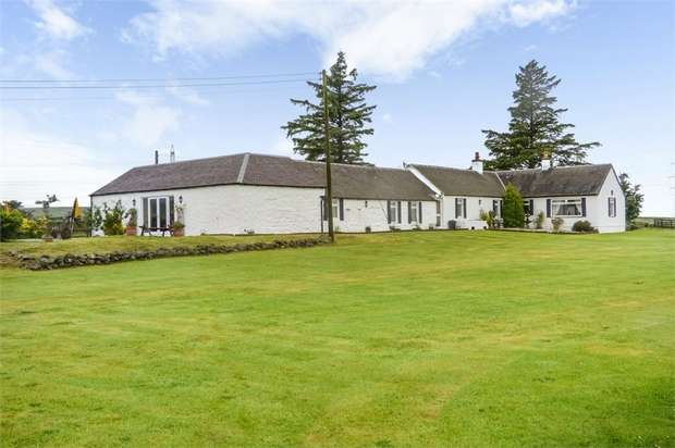4 Bedrooms Detached House for sale in Ochiltree, Ochiltree, Cumnock, East Ayrshire