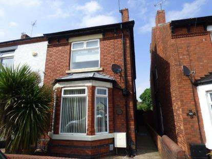 3 Bedrooms Semi Detached House for sale in Hartley Road, Kirkby-In-Ashfield, Nottingham