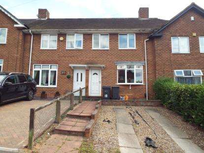 2 Bedrooms Terraced House for sale in Dunslade Road, Erdington, Birmingham, West Midlands